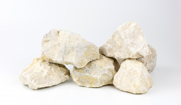 Gabionensteine Franz gelb mediterran