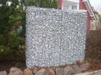 Gabionenwand Set für 5 Meter