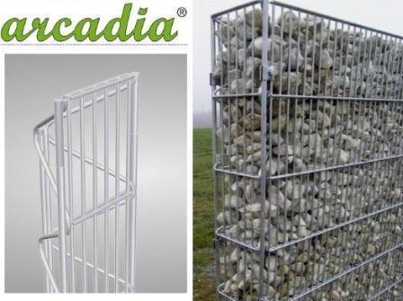 arcadia 16er  Grundelement MW 25/200 mm