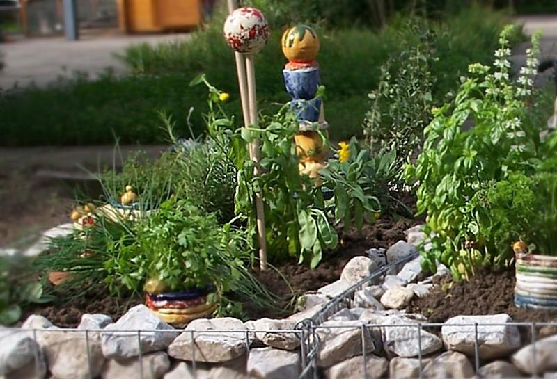 Gabionen Für Garten Und Hochbeet Gabionenkaiserde